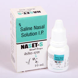 Sodium Chloride 0.74% Nasal Drop