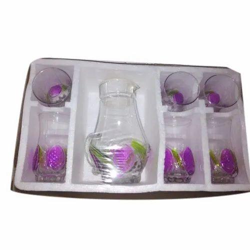 Juice Glass Set, 7 Piece