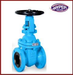HYPER Steel Valves, Size: 25 to 250 mm