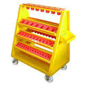 CNC Tool Trolley for BT - 30 & BT - 40, BT - 50 28 Tool & 40