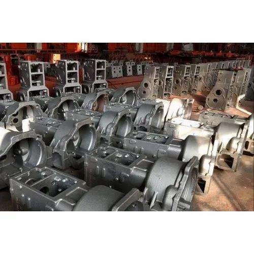 Tractor Part Casting