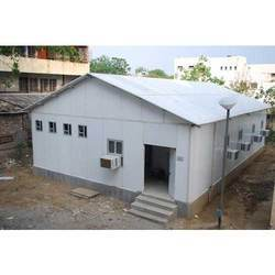 Film Prefab Prefabricated Building, for House