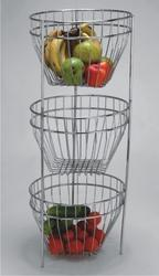 Fruit and Vegetable Basket Stand
