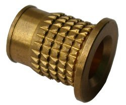 Brass Unheaded Hex-Drive Insert