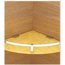 K 106 Combo Plus Acrylic Corner Shelf