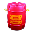 Spark Lubricant Spark Automotive Bike Engine Oil, Packaging Type: Bucket