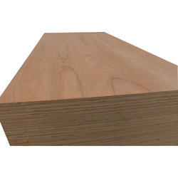 Waterproof Rectangular Commercial Plywood, Thickness: 4 - 25 mm