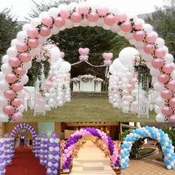 Balloon Or Floral Entrance Services