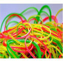 Colorful Nylon Rubber Bands
