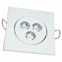 Square Eyeball Fitting LED Downlight