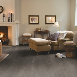 Quickstep Old Oak Grey Laminate Flooring