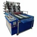 Fully Automatic Biodegradable Plastic Garbage Bag Making Machine, Capacity: 200 - 300 Pieces Per Hour