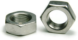 SS Hex Nut, Size: 4 To 100 Mm