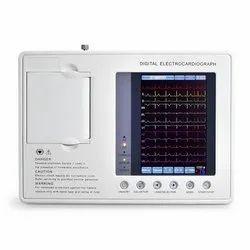 Automatic Digital ECG Machine for Hospital