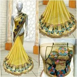 Riva Enterprise Chiffon Saree