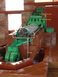 Coffee Wet Disc Pulping Plant