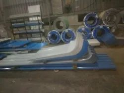 Colour Coated Steel Coils