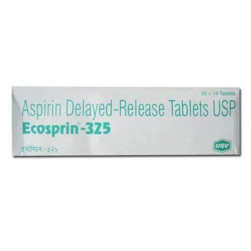 Ecosprin 325 Tablet