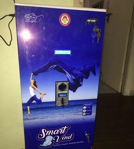 Fully Automatic Sanitary Napkin Vending Machine A050