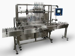 Servo Based Piston Filling machine