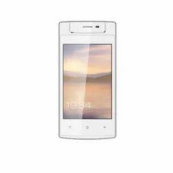 N6100 White Mobile Phone