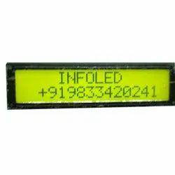 Rectangular Acrylic LCD Name Badge