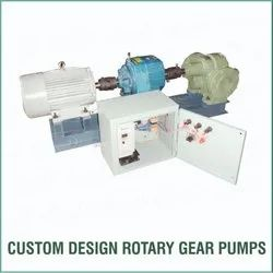 Excel Make VFD Drive Gear Pumps
