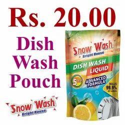Lemon Fragrance Dish Washing Liquid