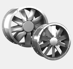 Large Axial Fans