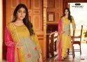 Gul Bahar-Shree Fab Pasmina Print With Kathli Work Salwar Suits