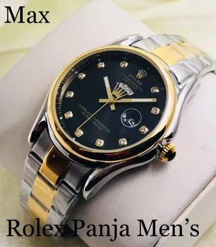 e64eeca15d Stainless Steel Rolex Watch, Branded Fashion   ID: 20566785055