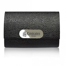 Leather Visiting Card Holder SM106H1124