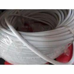 CCTV White Camera Cable