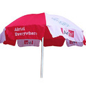 Printed Polyester Promotional Umbrella, Size: 36, 40 Inches
