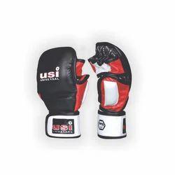Black Mma Training Gloves
