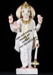 Marble Varaha Avatar Moorti