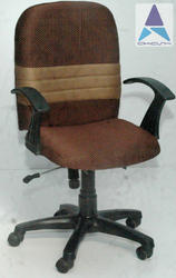 Coral  Relvolving Chair