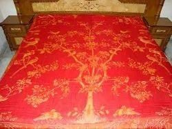 Silk Wool Bedspreads