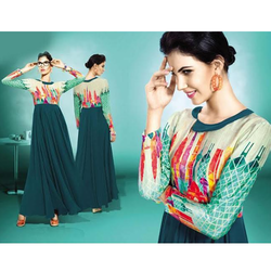 Ladies Indo Western Suit