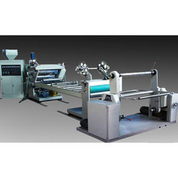 Single Layer PP/PS Sheet Extruder Machine