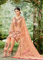 New Designer Net Different Look Salwar Suits