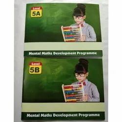 Level 5 Mental Maths Development Program Book
