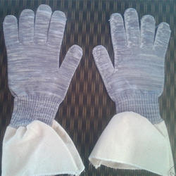 Seamless Knitted Hand Gloves
