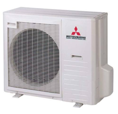 Outdoor Unit Mitsubishi Electric Air Conditioning Unit Mitsubishi
