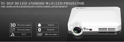 TS-HD20D 3D HD Projector
