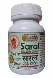 Ayurvedic Constipation Tablet, Packaging Type: Bottle