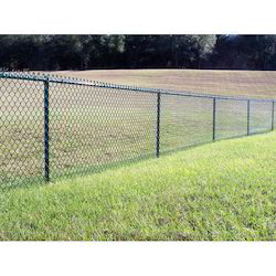 Galvanized Iron (GI) Agricultural GI Chain Link Fencing