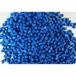 Blue Recycled Granule, For Plastic Industry, Packaging Size: 25-50 Kg
