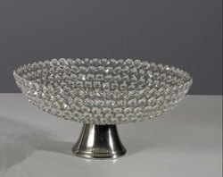 Glass Fruit Serving Bowls