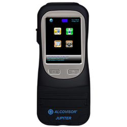 Jupiter AlcoVisor Alcohol Breath Tester Inbuilt Printer